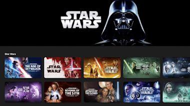 國際星戰日 Apple TV《星際大戰》系列電影350元快入手