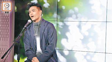 陳展鵬重返樂壇 一哥變師弟