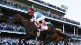 Medina Spirit cleared for Preakness after trainer says horse was unknowingly treated with steroid