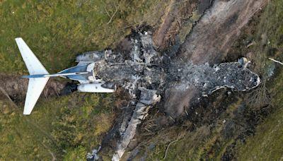 Child, 10, among miracle survivors of Texas plane crash