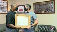 Lafayette eye doctor recognized for work in the Black community