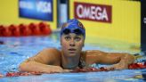 Olympic swimmer Beisel hits the ocean to honor her father