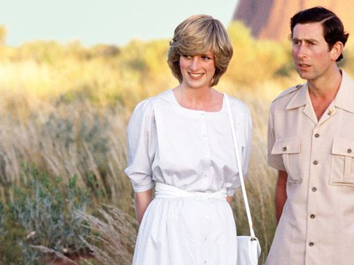 Prince Charles and Princess Diana's 1983 Australia Tour Marked the Fracturing Of Their Relationship