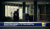Morgan State University student shot on campus