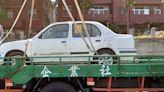 報廢車輛棄置路旁 台東上半年拖吊72輛