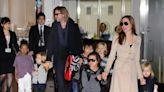 How do Brad Pitt and Angelina Jolie's teenaged kids win with court ruling?