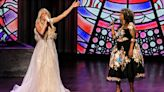 Carrie Underwood and CeCe Winans Perform Powerful Gospel Medley at ACM Awards | Access