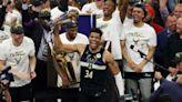 Milwaukee Bucks win 1st NBA championship since 1971, beating the Phoenix Suns in 6 games