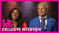 Cody, Brandi Rhodes Didn't See Each Other for Weeks After Daughter's Birth