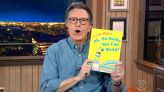Stephen Colbert Fires Back at Fox News and Don Jr.'s Dr. Seuss Freakout
