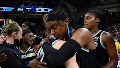 Sky hope for same electric energy for Game 4 of WNBA Finals