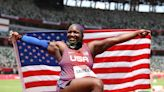 Raven Saunders Wins Silver in Women's Shot Put, Americans Advance in Men's 400m and More