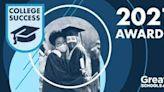 College success awards announced