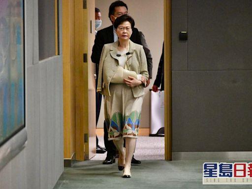 政府擬改法援制度 林鄭:避免一小撮律師壟斷