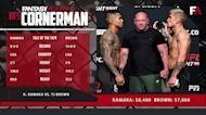 MMA DFS Cornerman: UFC Vegas 25 (Video)