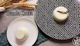 簡易甜品 Panna Cotta Milk Pudding 鮮奶...
