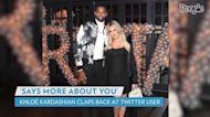 Khloé Kardashian Shuts Down Claim She Has 'No Self Worth' Over Tristan Thompson Relationship