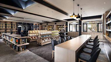 入口超美!國小改造圖書館走誠品風 奪「設計界奧斯卡」銀獎