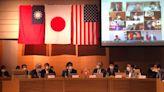 首屆台美日國戰略論壇29日登場 安倍晉三致詞「不能讓香港的事情在台灣發生」