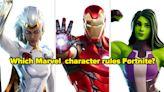 Ranking 26 Fortnite Marvel Character Designs