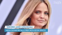 Mena Suvari Recalls a 'Weird and Unusual' Encounter with Kevin Spacey on American Beauty Set