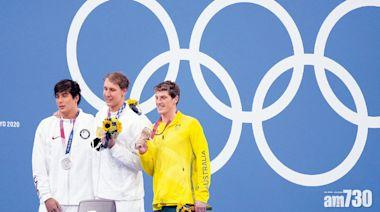 泳賽破戒 國際奧委會網開一面 得獎選手可除口罩拍照30秒 - 新聞 - am730