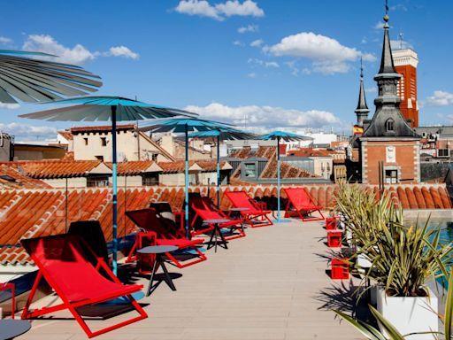 Madrid's Plaza Mayor Got Its First Hotel and It's Just Right
