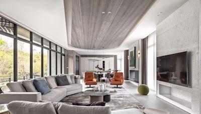 家即是景、景即是家,豪宅設計講究細節、精神層次實現居住者心境