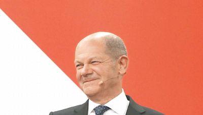 蕭茲 行事務實的德國準總理 - A8 星期人物 - 20211010 - 工商時報