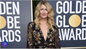 Laura Dern Praises 'Marriage Story' at Golden Globes: 'We're So Privileged to Redefine What Family Looks Like'