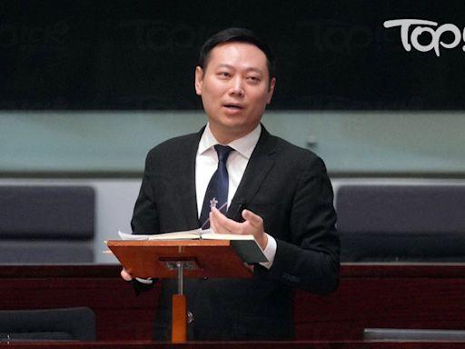 【2025全運會】徐英偉:本港有條件承辦水上運動及高爾夫 目前未決定開幕及閉幕禮舉辦地方 - 香港經濟日報 - TOPick - 新聞 - 社會