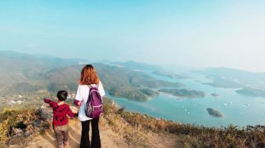 太墩親子行山 西貢千島湖一小時登頂 三星半中級路線交通一覽|親子好去處 | 親子好去處 | Sundaykiss 香港親子育兒資訊共享平台