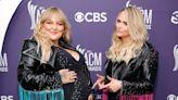 Pregnant Elle King Jokes She's Feeling 'Tight' as She Debuts Baby Bump at 2021 ACM Awards
