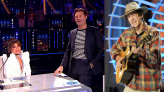 A favorite 'American Idol' judge returns, a favorite contestant mysteriously exits on 'rollercoaster' top 12 night