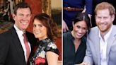 Princess Eugenie & Jack Brooksbank Planning Trip To The States To Visit Prince Harry, Meghan Markle