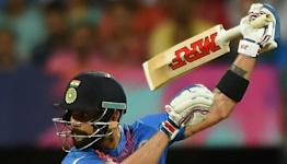 Kohli hails impact of 'inspirational' mentor Dhoni