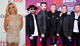 Britney Spears and Backstreet Boys Drop New Collab 'Matches': Listen!