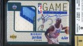 Michael Jordan-autographed trading card sells for record $2.7 million