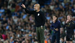 Pep Guardiola enjoyed seeing City's young guns shine against Wycombe