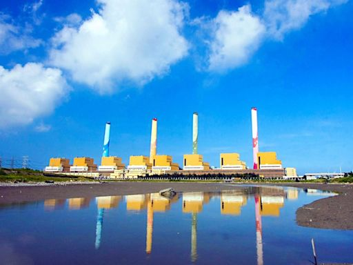 台電:台中電廠現有10部燃煤機組都是特照