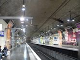 Luxembourg station (Paris)