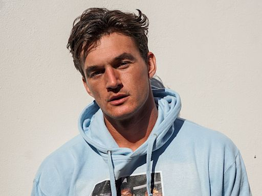 Tyler Cameron Drops a New Merch Line — and Naturally It's Covered in Shirtless Photos of Himself