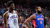 76ers signing Andre Drummond