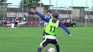 Meet Japan's ageless soccer wonder 'King Kazu'