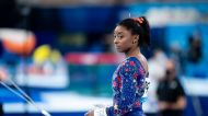 Simone Biles Withdraws From the Olympics Team and Individual All-Around Competitions