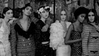 Chanel's SS21 Haute Couture Collection Is All About Family