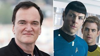 Quentin Tarantino Promises His Star Trek Movie Will Be 'R-Rated' — 'If I Do It'