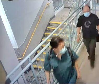 兩中年漢連續2晚南山邨徘徊 居民憂踩線圖爆竊籲警覺