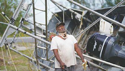 艾達颶風破壞王 保險理賠上看440億美元 - A10 國際產業 - 20210924 - 工商時報