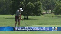 Golfers Tee Off For Transplant Patients In Wilmington, Delaware